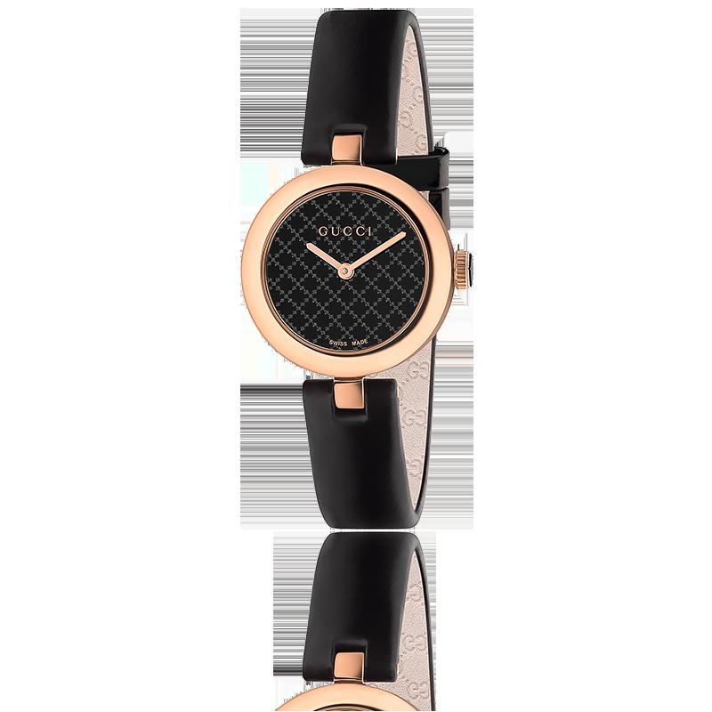 b18dac024a Reloj elegante Gucci modelo Interlocking nácar cuero - Ocarat