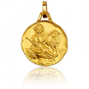 Medalla Divino Pastor