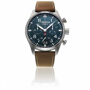 Reloj Pilot Chronograph Big Date  AL-372N4S6