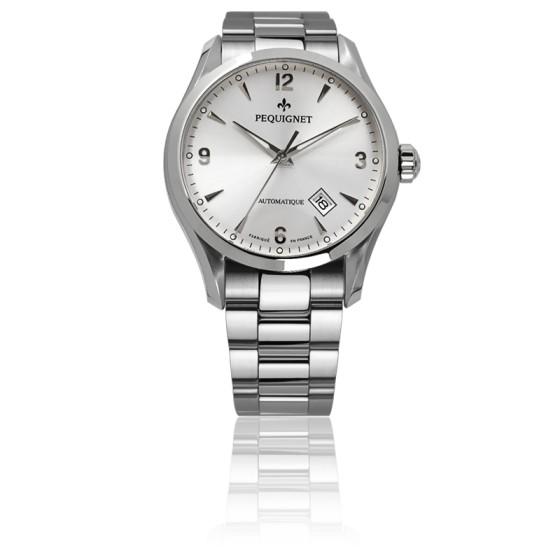 Reloj de hombre Pequignet de su colección Elegance Ocarat
