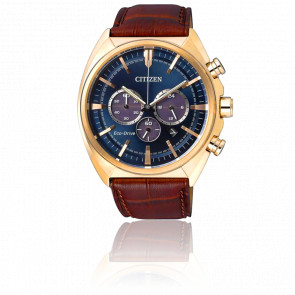 Reloj Cronógrafo Eco-Drive Elegant CA4283-04L