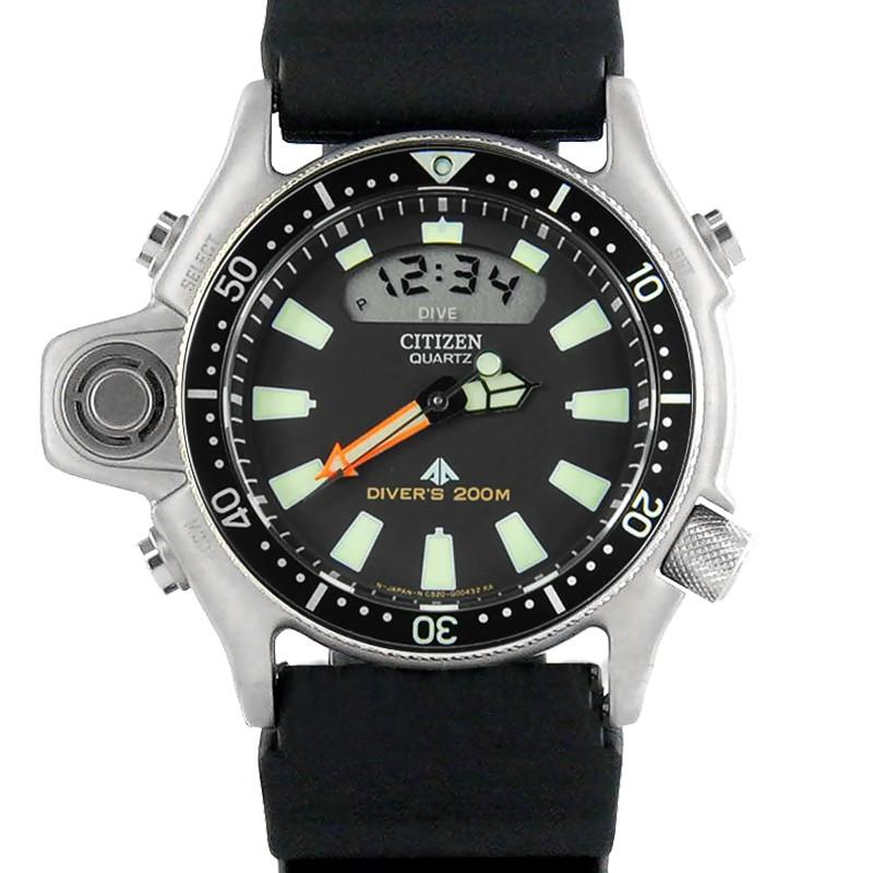 8a0476511095 Reloj Citizen Eco-Drive Promaster Aqualand Diver - Ocarat