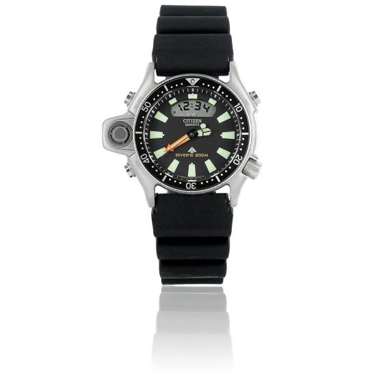 f237f987cd61 Reloj Citizen Eco-Drive Promaster Aqualand Diver - Ocarat