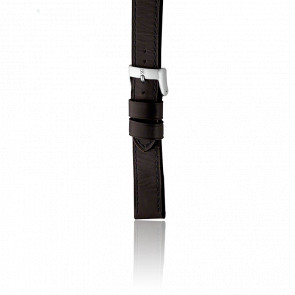 Correa cuero negro para modelo Chrono Classic