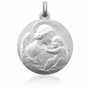 Medalla de Cuna de Plata: Ángel y el Niño