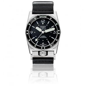 Reloj Grands Fonds 300 Reedición 1964 Correa Nato negro