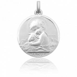 Medalla de Cuna de Plata Niño Jesús