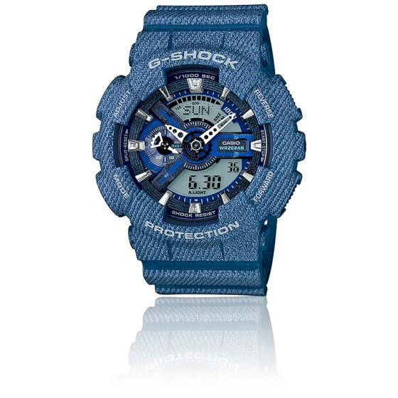 058db31c804fd Reloj Casio G-Shock Jeans GA-110DC-2AER - Ocarat