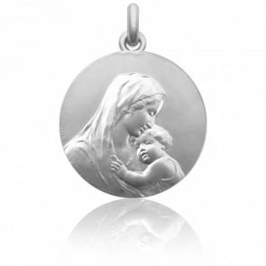 Medalla de cuna Maternidad plata
