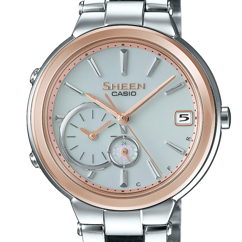 e6e1eacb0edd Reloj Casio para mujer SHB-200SG-7AER - Casio Sheen - Ocarat