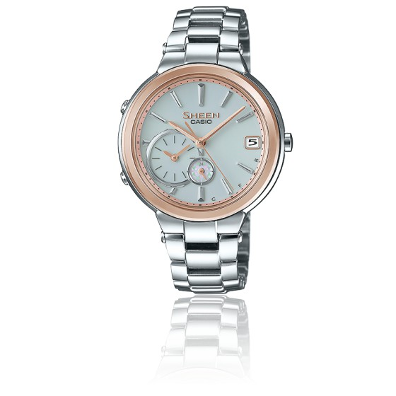 447fbaa693f8 Reloj Casio para mujer SHB-200SG-7AER - Casio Sheen - Ocarat