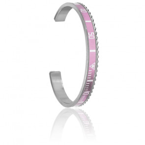 Pulsera STEEL Pink