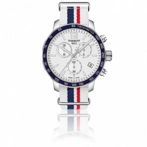 Reloj Cronógrafo Quickster Nato T0954171703709