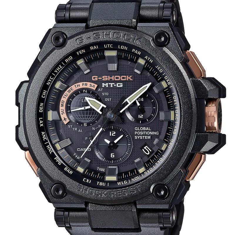 41b606446213 Casio G-Shock · Reloj MTG-G1000RB-1AER - Meteor Blast Negro · Reloj MTG-G1000RB-1AER  - Meteor Blast Negro