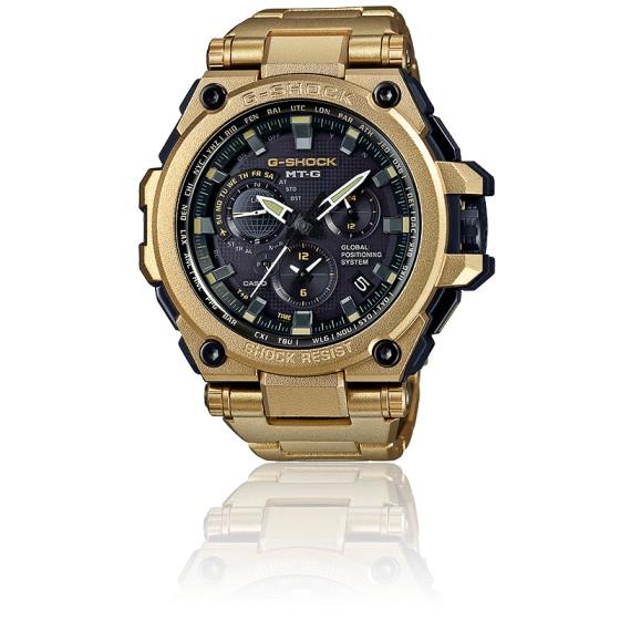 3d1b564c30a3 ... Casio G-Shock MRG. En Stock Reloj MTG-G1000RG-1AER Dorado