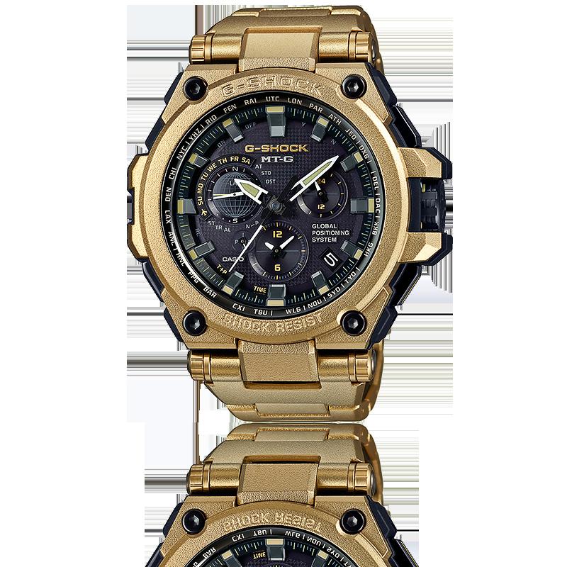 f0c23a6ef2df Casio G-Shock Reloj MTG-G1000RG-1AER Dorado