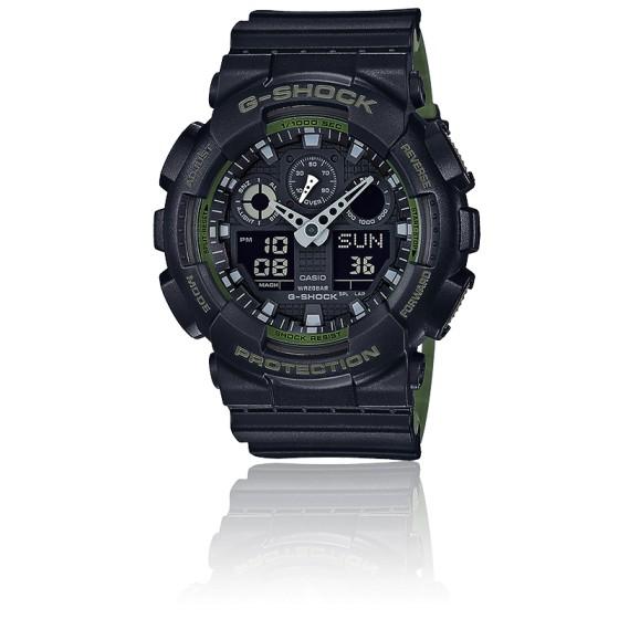 b0283c0e2e21 Reloj Casio G-Shock Kaki GA-100L-1AER - Ocarat
