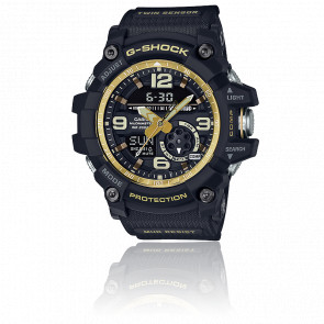 Reloj GG-1000GB-1AER Black & Gold