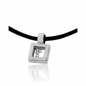 Collar Dancing Diamonds Cuadrado