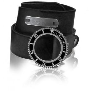 Cinturón Cuero Negro