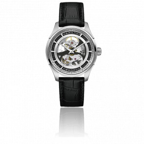 Reloj Jazzmaster Viewmatic Skeleton Gent Auto H42555751
