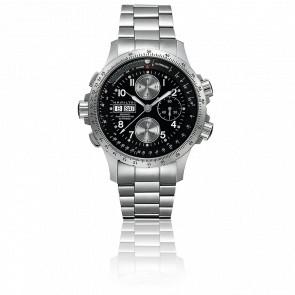 Reloj Hamilton X-Wind Auto Chrono H77616133