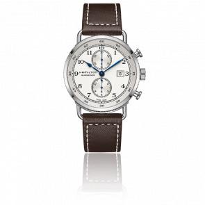 Reloj Khaki Navy Pioneer Auto Chrono H77706553