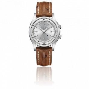 Reloj Jazzmaster Traveler GMT Auto H32625555