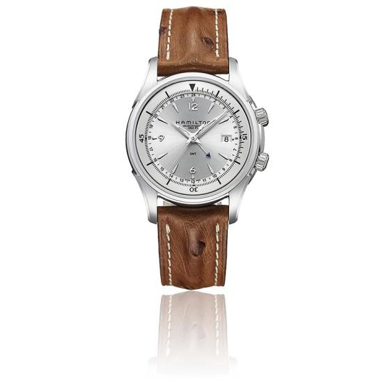 ff2cfe8a8dfa Reloj de hombre Hamilton modelo Jazzmaster traveler - Ocarat