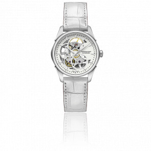 Reloj Jazzmaster Viewmatic Skeleton Lady Auto H32405811