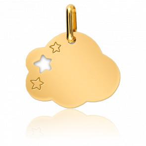 Medalla Nube & Estrella