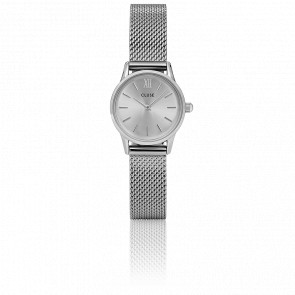 Reloj La Vedette Mesh Full Silver CL50001