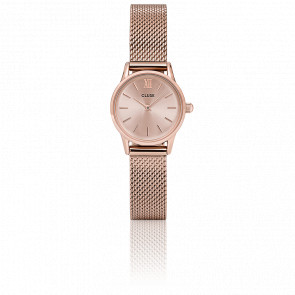 Reloj La Vedette Mesh Full Rose Gold CL50002