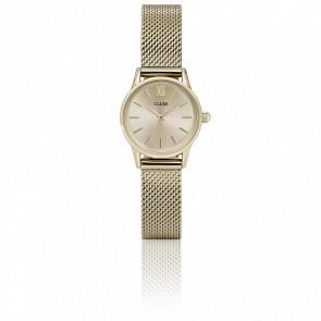 Reloj La Vedette Mesh Full Gold CL50003