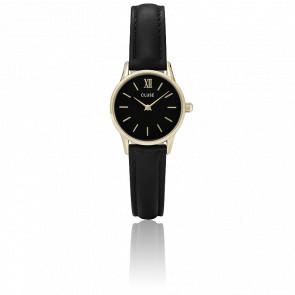 Reloj La Vedette Gold Black/Black CL50012