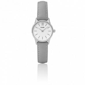 Reloj La Vedette Silver White/Grey CL50013