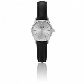 Reloj La Vedette Silver Silver/Black CL50014
