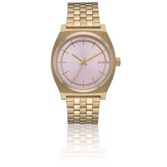 Reloj Nixon Time Teller Light Gold   Pink A045-2360 - Nixon - Ocarat b67c06ac2cc5