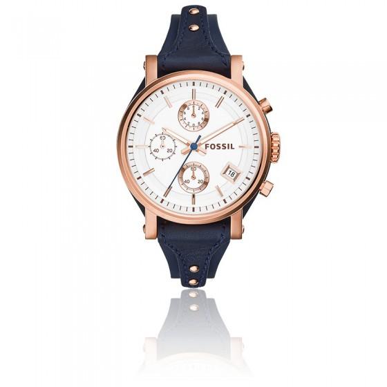c39adc641bef Reloj Fossil mujer modelo Boyfriend con cronógrafo - Ocarat