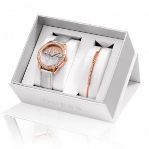 Estuche UBS82108 Reloj Glitter Girl W0823L7