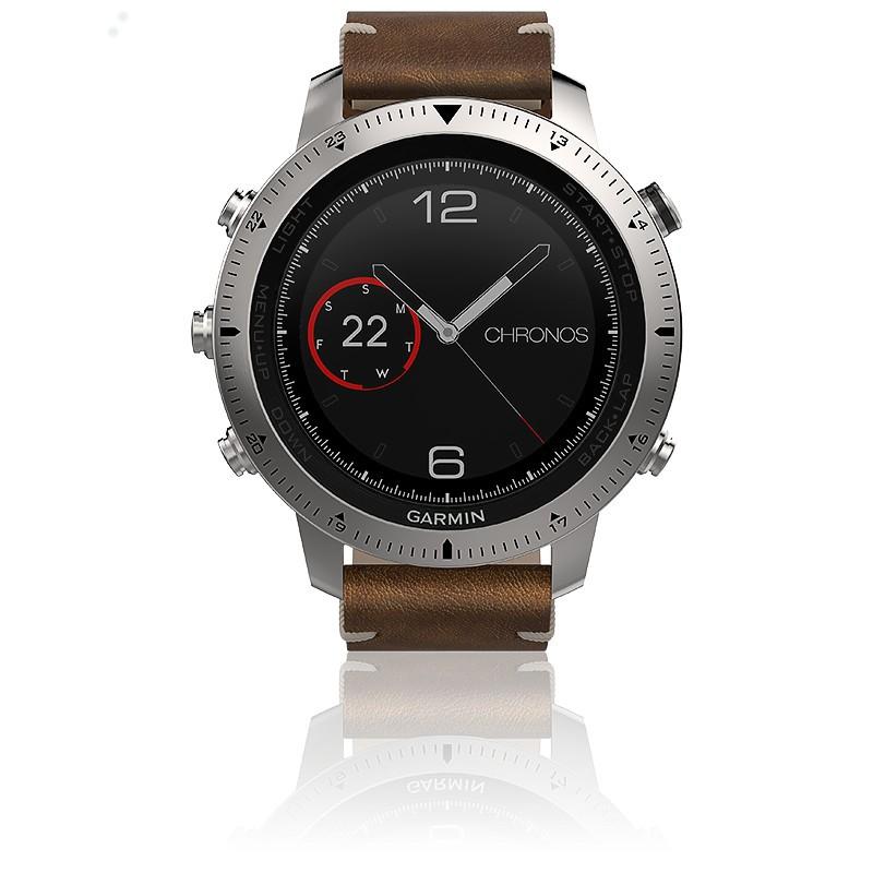 Reloj Garmin Modelo Fēnix Chronos 010 01957 00 Ocarat