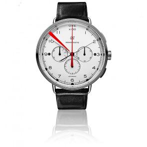 Reloj Monoposto Chronograph Silver Dial