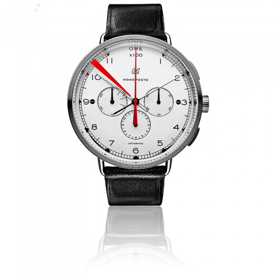 Monoposto Exclusivo Crónografo Ocarat Modelo Autodromo Reloj E9W2YIDH