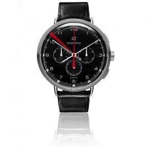 Reloj Monoposto Chronograph Black Dial