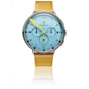 Reloj Monoposto Chronograph Azzurro Dial