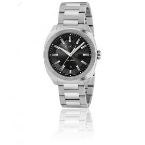 82f974d1cb Gucci GG2570 Reloj Deportivo Correa Acero YA142301. Reloj de cuarzo con  esfera ...