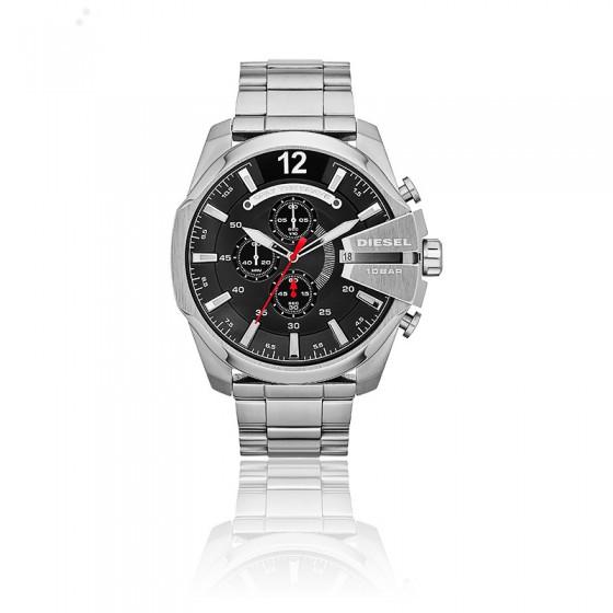 4214b716ecba Reloj Diesel hombre Mega Chief Chronographe DZ4308 - Ocarat