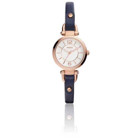 888db5059ad Reloj mujer Fossil colección Georgia Mini ES4026 - Ocarat