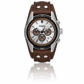 Reloj Fossil Coachman Chronographe CH2565