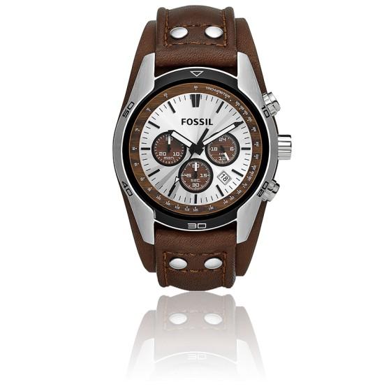 d442823d95e6 Reloj hombre Fossil Coachman Chronographe CH2565 - Ocarat